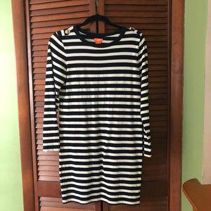 Joe Fresh Striped Knit Dress